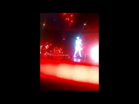 Katy Perry - I kissed A Girl - live @ Ericsson Globe Stockholm 03/22/2015