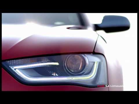 2012 Audi S4 sedan, рестайл