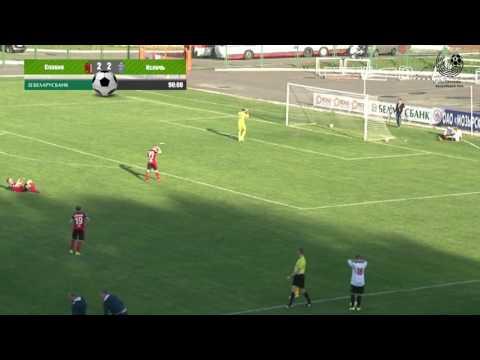 Курьезный гол Ковалевского в свои ворота