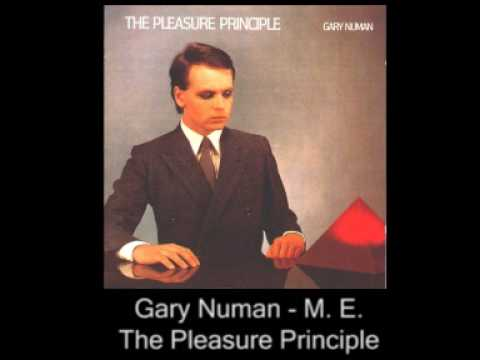 Gary Numan - M.E.