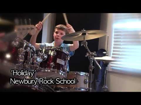 Holiday by Newbury Rock School Kids. Berkshire UK