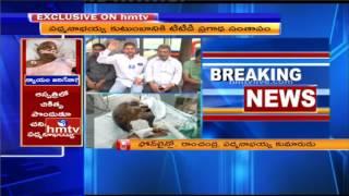 Devotee Padmanabhaiah death : TTD JEO srinivasa raju React  IMPACT
