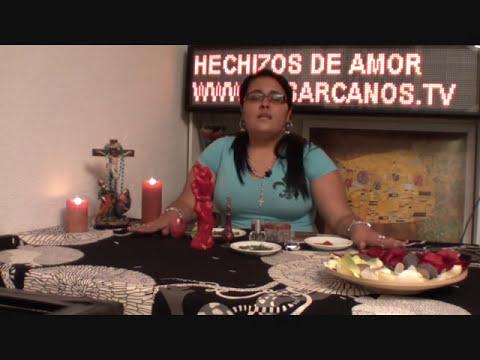 HECHIZOS DE AMOR - AMARRES DE PAREJA CON VELAS