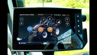 Valtra Smart Touch Demonstration Video