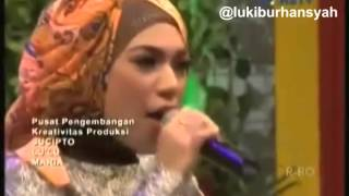 Break Free - Indah Nevertari on Happy Show TTV, 28-8-15