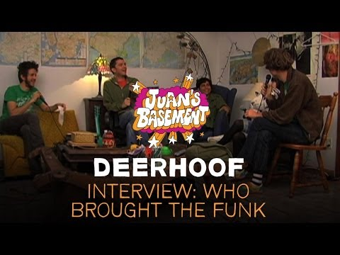 Deerhoof - Interview: Who Brought The Funk - Juan&#039;s Basement