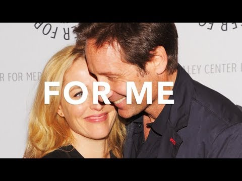 """For me."" // David & Gillian"