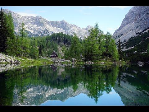 СЛОВЕНИЯ: Альпийская тропа