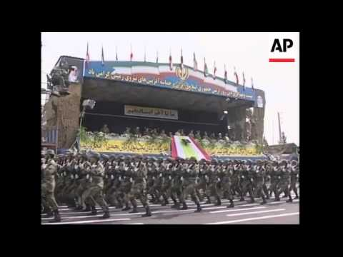 WRAP Military parade, president, headlines, reax to Russia meeting