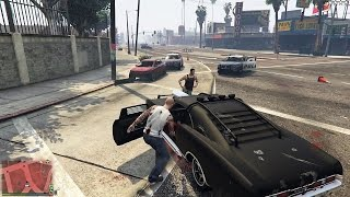 FAST & FURIOUS 8 IN GTA V !
