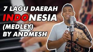 Download Lagu LAGU DAERAH INDONESIA (MEDLEY) | DIRGAHAYU INDONESIA KE-73 Gratis STAFABAND