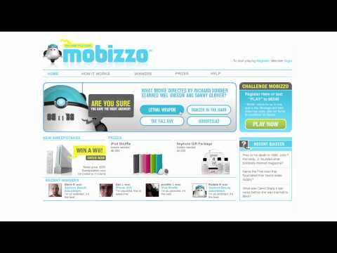 Mobizzo Interactive Online Ad