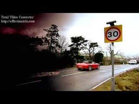 5th Gear - Porsche Boxster VS BMW Z4 (part 1) Video
