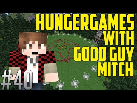 Minecraft: Hunger Games w/Mitch! Game 40 - BEST HUNGER GAMES EVER?