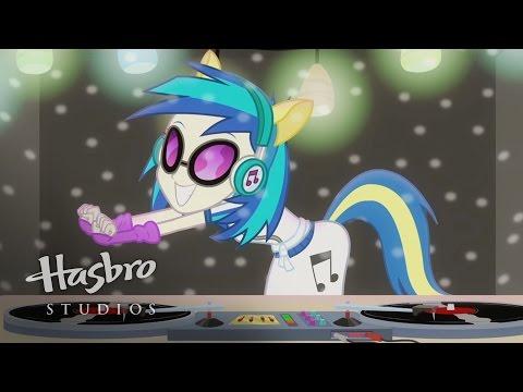 Mlp: Equestria Girls - Rainbow Rocks - Who Is Dj Pon-3? video