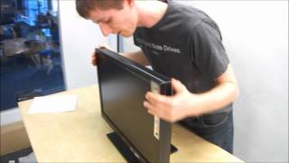 ASUS ProArt PA246Q 24 IPS LCD Monitor Unboxing & First Look Linus Tech Tips