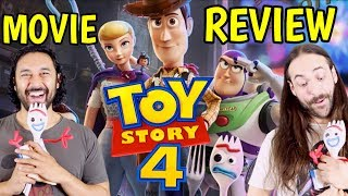 TOY STORY 4 | MOVIE REVIEW!!!