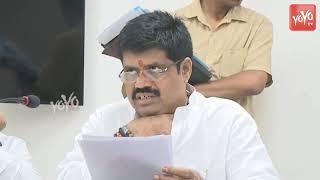 AP Tourism Minister Avanthi Srinivas About Projects | YS Jagan Navaratnalu Scheme | YCP