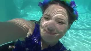 Mis Quince Thalia Under Water Video