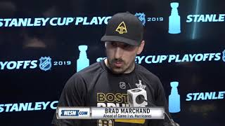 Brad Marchand: 'The only thing that matters is if you win the Cup, if not then you're all losers'
