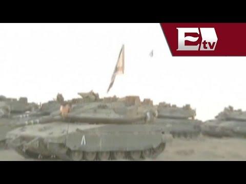 Israel frustra golpe de estado de Hamas  / Andrea Newman