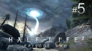 Прохождение half life 2 episode two с карном часть 6