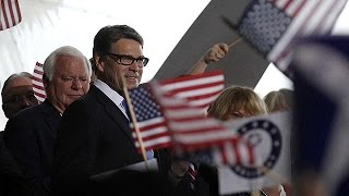 ABD Başkanlık Yarışına Rick Perry De Dahil Oldu