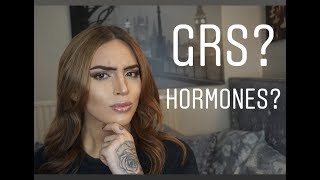Gender Reassignment Surgery? Hormones?
