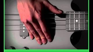 He's Able (B) Deitrick Haddon Bass Play-Along Track