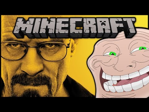 Minecraft: Trolling A Weird 9 Year Old #9 Breaking Bad