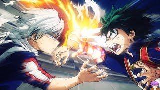 Izuku's Fight For First Place - Boku no Hero Academia Season 2 Episode 5 Anime Review