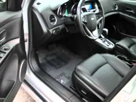 2011 Chevrolet Cruze Forest Lake Minneapolis MN P1262