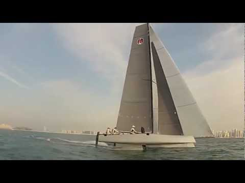 GC32  Final Trials in Dubai December 2012