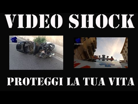 Video Shock  Cos   Si Muore In Un Incidente Stradale