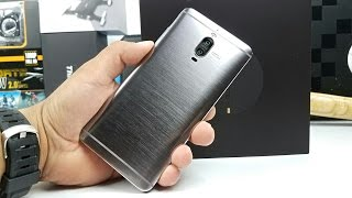 Huawei Mate 9 Pro - Unboxing & Antutu Benchmark vs. Samsung Galaxy S7!