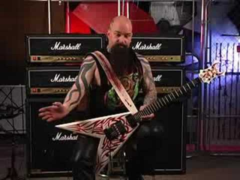 Kerry King Talks About Onstage Accident.