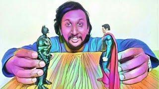 Batman Vs Superman - Ambuli Gokulnath - Stop block motion video