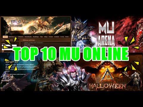 TOP 10 MU ONLINE