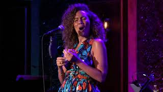 """Cassondra James - """"Come Down From the Tree"""" (Once On This Island; Ahrens & Flaherty)"""