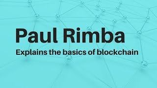 Blockchain, unraveling the technology