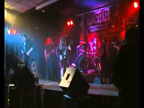 heatseeker ac/dc tribute band perform sin city, 5/03/2011