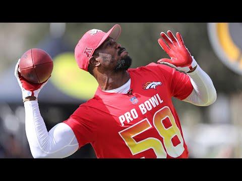 Precision Passing: 2019 Pro Bowl Skills Showdown  NFL Highlights