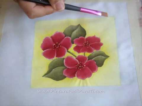 Fijador Textil Para Pintura — Pintura Facil Para Ti. com. wmv