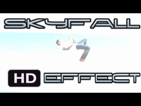 Special Effects - Skyfall Effect!(HD)