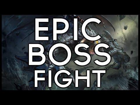 Dota 2 Mods | EPIC BOSS FIGHT!!