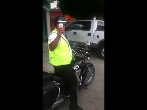 Mordelon infraganti en Poza Rica