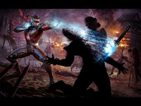 Mortal Kombat 9 Kenshi Fatality 1, 2, Stage and Babality (HD)