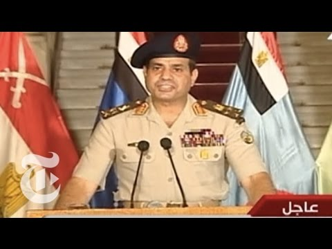 Countdown to Mohamed Morsi's Ouster - Egypt News 2013