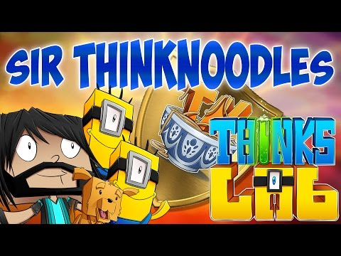 Minecraft : Think's Lab Mods - Becoming a Knight!