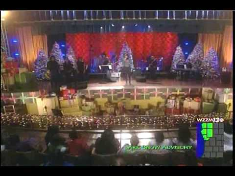 Jennifer Hudson I'll Be Home for Christmas Part 1